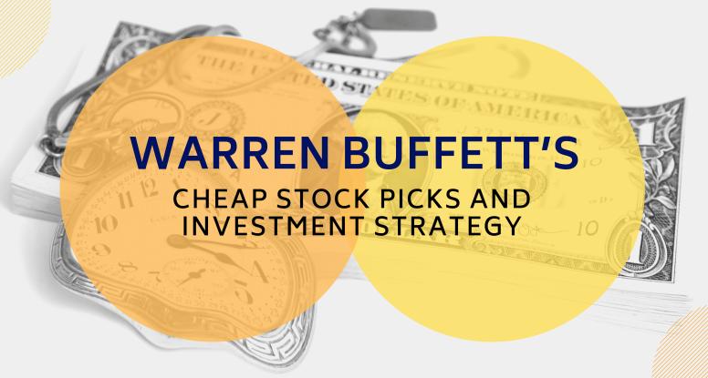 warren buffett cheap stock picks